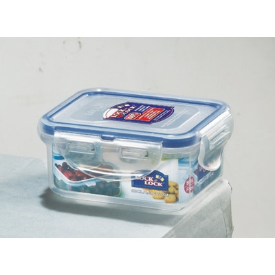 Lock&Lock Flat Rectangular Food Storage Container 180 ML