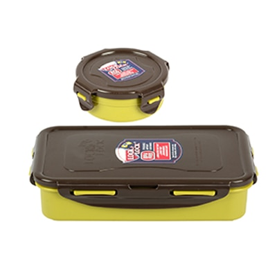 Lock&Lock Lunch Box Component Series