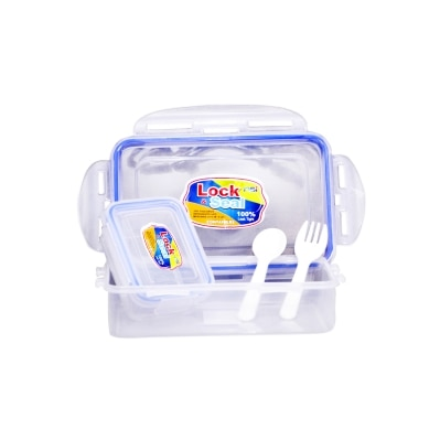 Topware lock and seal Lunch box 500 ml with free...