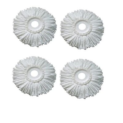 Magic 360 Rotating Spin Mop Refill Set -4 Pcs
