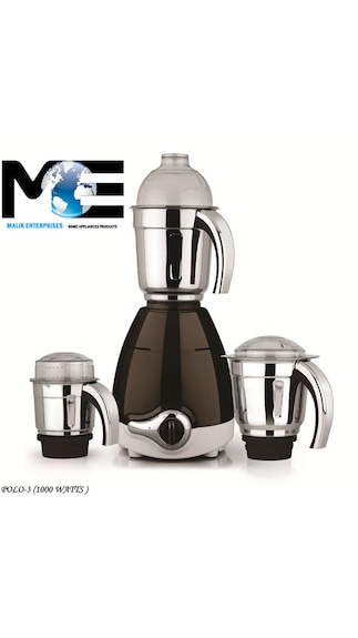 Malik-Enterprises-Pearl-Plus-550W-Mixer-Grinder