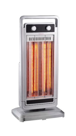 Silver-Carbon-1200W-Halogen-Room-Heater