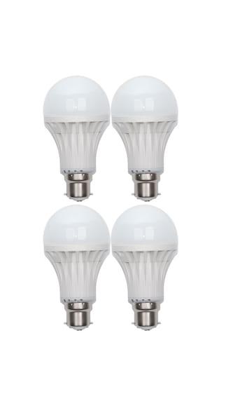 Marshal-Gold-3-W-LED-Bulb-(White,-Pack-of-4)