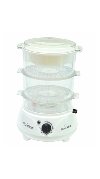 Matangi-2.4-Litre-600W-Food-Steamer