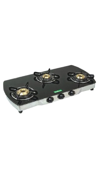 Caree-AI4 3 Burner Auto Ignition Gas Cooktop