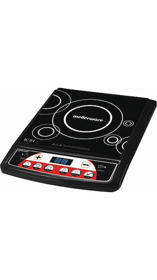Mellerware IC-01 1500W Induction Cooktop