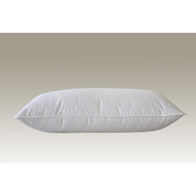 meSleep Premium White 18X27 Inches Pillow Cover