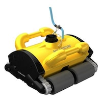 Milagrow RoboPhelps 25 Robotic Floor Cleaner (Yellow)