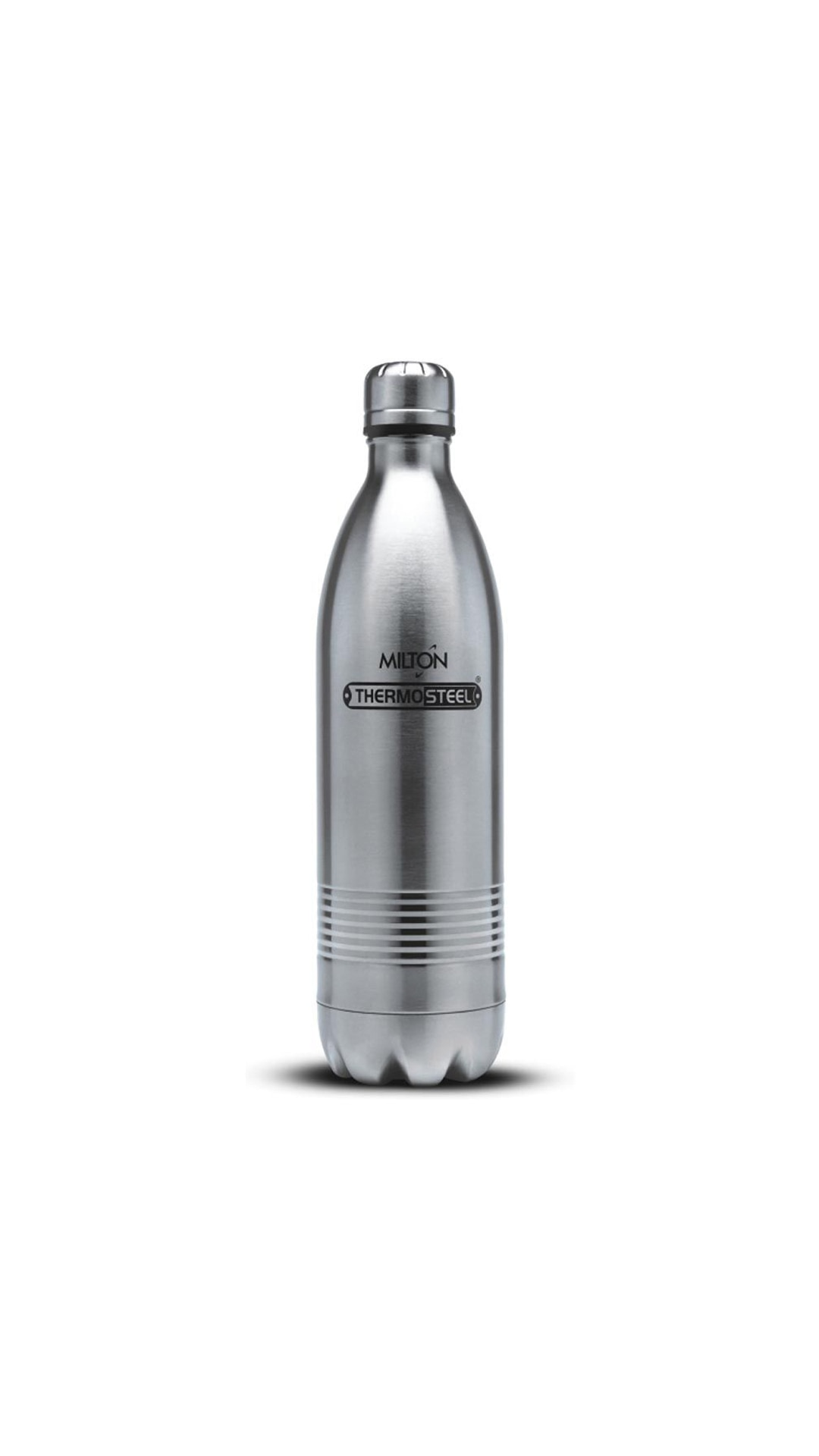 Milton Thermosteel Duo DLX 24Hour Hot & Cold Bottle;1-Piece;