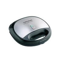 Morphy Richards SM3006 Sandwich Maker (Silver and Black)