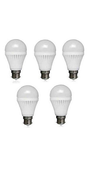 9-W-LED-Bulb-(White,-Pack-of-5)-