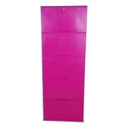 Nexon Industries wall mount shoe rack