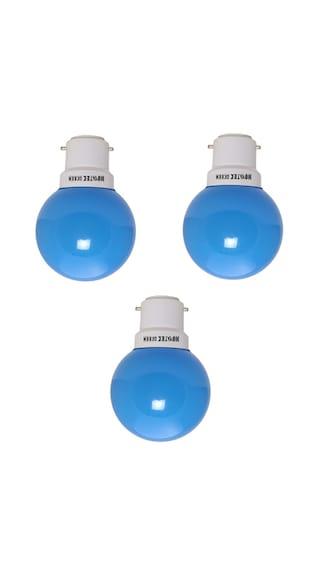 NOVATEK-GREEN-0.5W-LED-Bulbs-(Blue,-Pack-of-3)