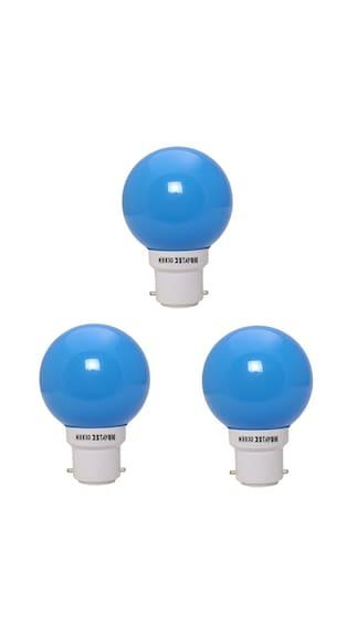 0.5W-LED-Bulbs-(Blue,-Pack-of-3)