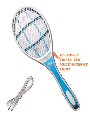 Onlite Heavy duty Mosquito Bat Racket Zapper Trap For Mosquito