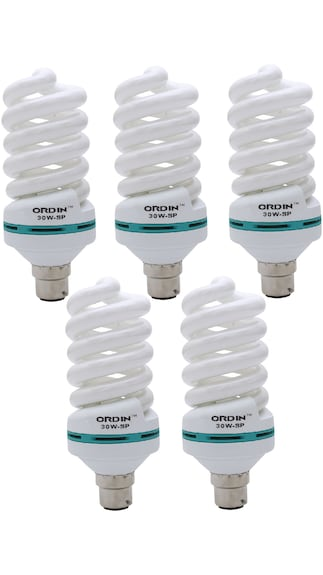 30-Watt-Spiral-CFL-Bulb-(White,-Pack-of-5)-