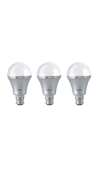 Oreva-9W-White-Led-Bulbs-(Pack-Of-3)