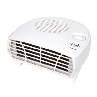 Orpat OEH-1220 Fan Room Heater (White)
