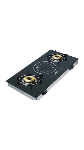 Padmini-Essentia-2-Burner-Gas-Cooktop-(With-Hybrid-Induction-Cooker)