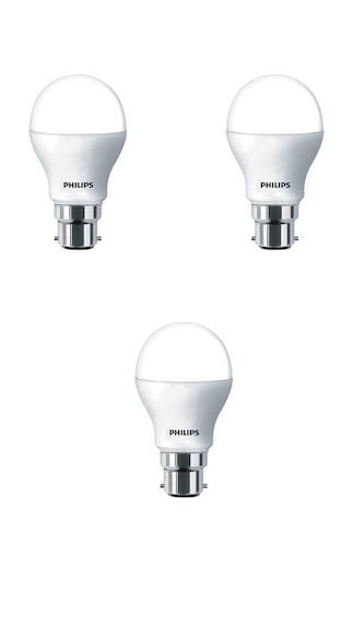 0.5W LED Bulbs (Multicolor, Pack of 12)