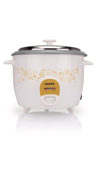 Philips-HD3041/00-0.6L-Rice-Cooker