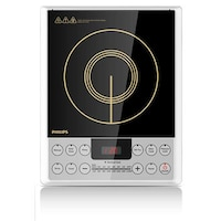Philips HD4929 2100 W Induction Cooktop (Black)