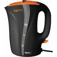 Pigeon Egnite PG Cord 1 L Electric Kettle (Black)