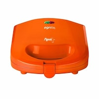 Pigeon Egnite 2 Slice Grill Sandwich Maker (Orange)