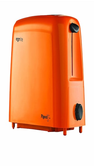 paytm buy pigeon egnite 2 slice pop up toaster orange at rs 344 only. Black Bedroom Furniture Sets. Home Design Ideas