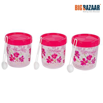 Polyset Twisty Container 3 Pcs