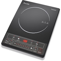 Preethi Trendy Plus IC 116 1600 W Induction Cooktop (Black)