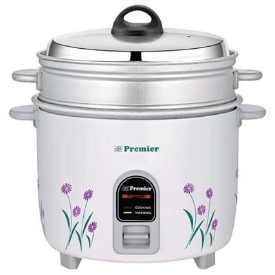 Premier 22 ES 2.2 L Rice Cooker (White)
