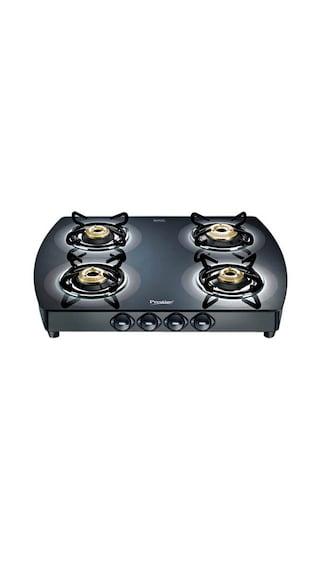 GTS-04 Schoot Gas Cooktop (4 Burner)