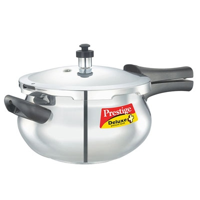 Prestige Stainless Steel Junior Handi 4.4L Induction Based