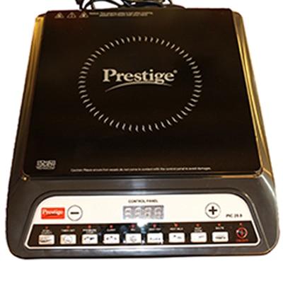Prestige PIC 20.0 1000 W Induction Cooktop (Black)