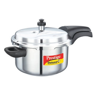 Prestige Stainless Steel Cooker 4L Induction Based
