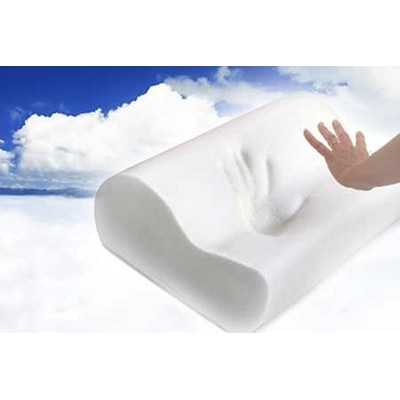 Qubeplex Memory Foam Pillow