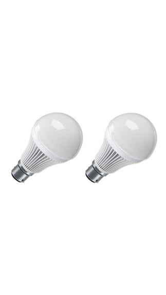 High-Quality-12W-LED-Bulb-(White,-Pack-Of-2)