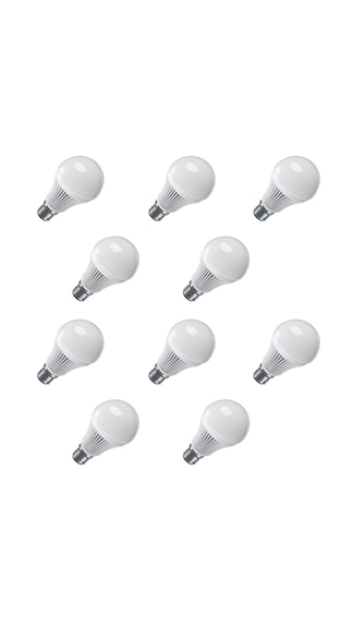 High-Quality-18W-LED-Bulb-(White,-Pack-Of-10)