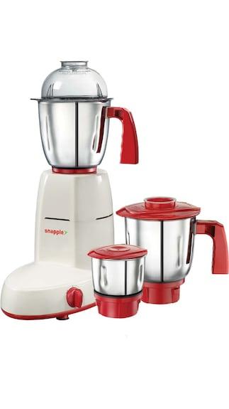 Snapple-Scarlet-550W-Mixer-Grinder