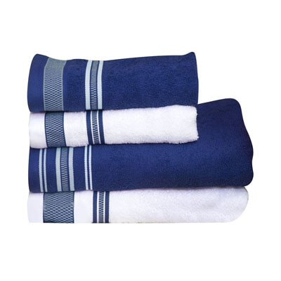 Spaces Bath Carnival Complete Towel Set - Pack Of 4