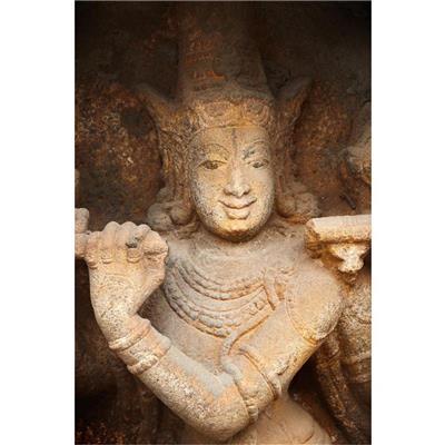 Sri Ranganathaswamy Temple India - UNFRAMED PREMIUM PAPER POSTER Wall Artwork Digital PRINT