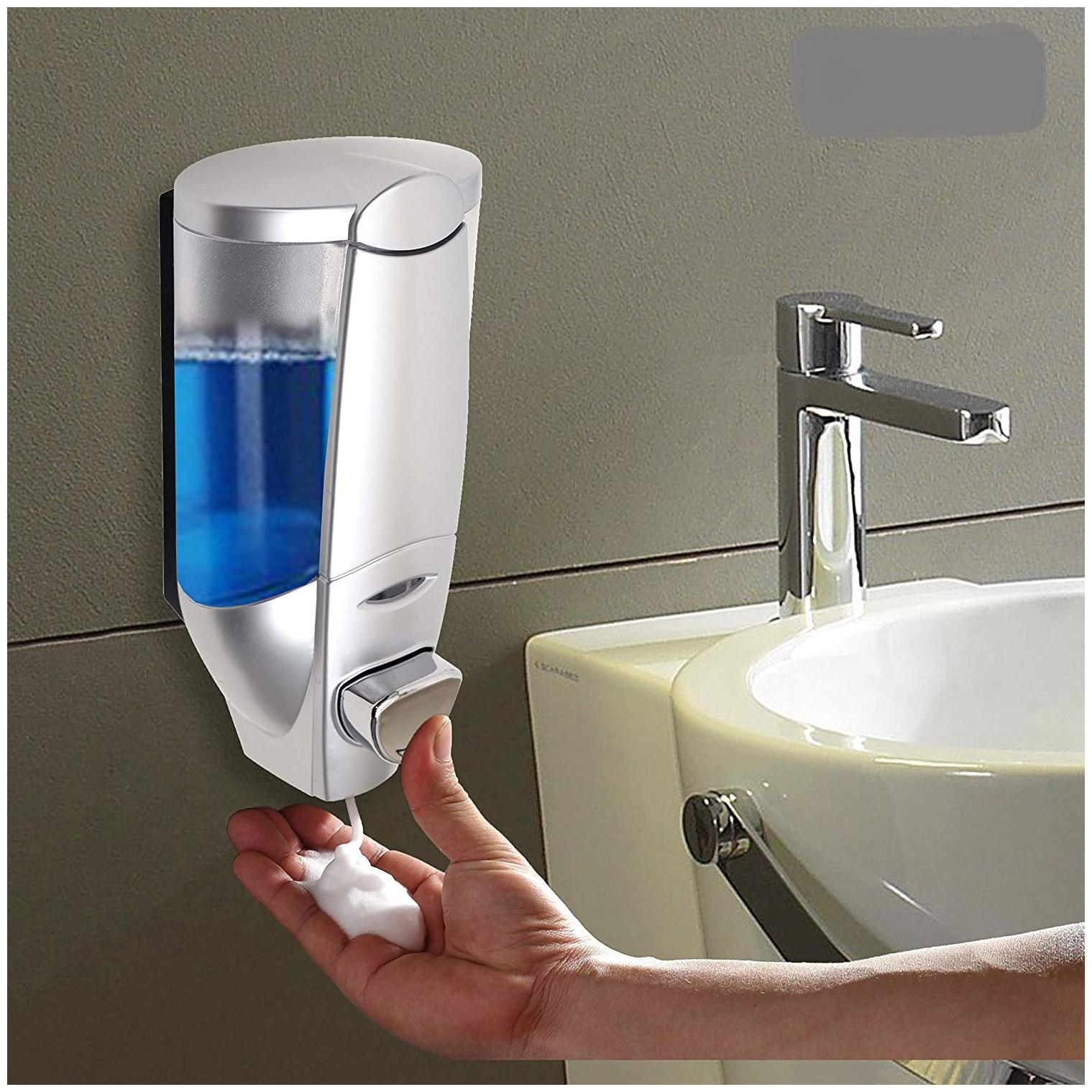 SSS - Liquid Soap Dispenser (Capacity :- 500 ML, Model :- DS112A)