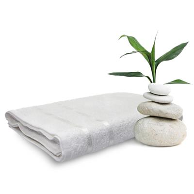 Story@Home White Cotton 1 Pc Bath Towel