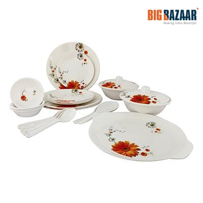 Style-On Orleans 23 Pcs Melamine Dinner Set
