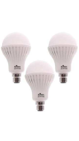 Sunway-12W-LED-Bulb-(Set-of-3)