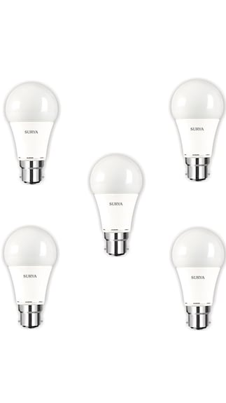 Roshni-Ltd-3W-White-LED-Bulbs-(Pack-Of-5)-