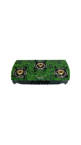 Surya-Flame-Mint-SFMN-GL-0913B-Oval-Gas-Cooktop-(3-Burner)