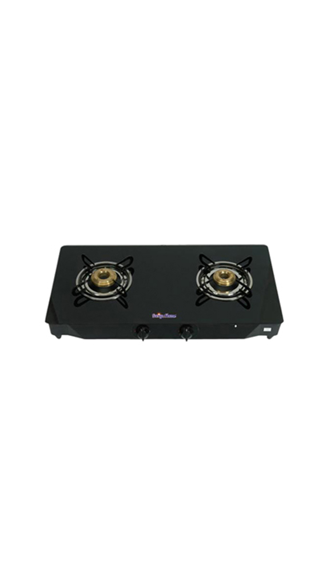 Flame Sparkle SFSP-GL-0672B Gas Cooktop (2 Burner)