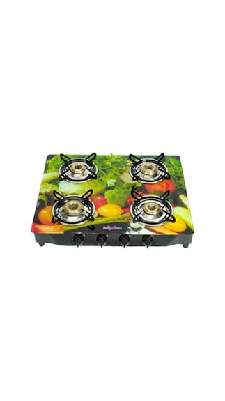 Flame-SFVG-GL-0574B-Gas-Cooktop-(4-Burner)
